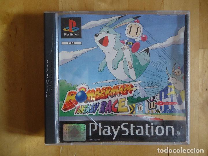 Videojuegos y Consolas: JUEGO SEGA MEGA DRIVE NINTENDO DS GAMECUBE GAME BOY MEGA BOMBERMAN POCKET GENERATION FANTASY RACE - Foto 5 - 60829287
