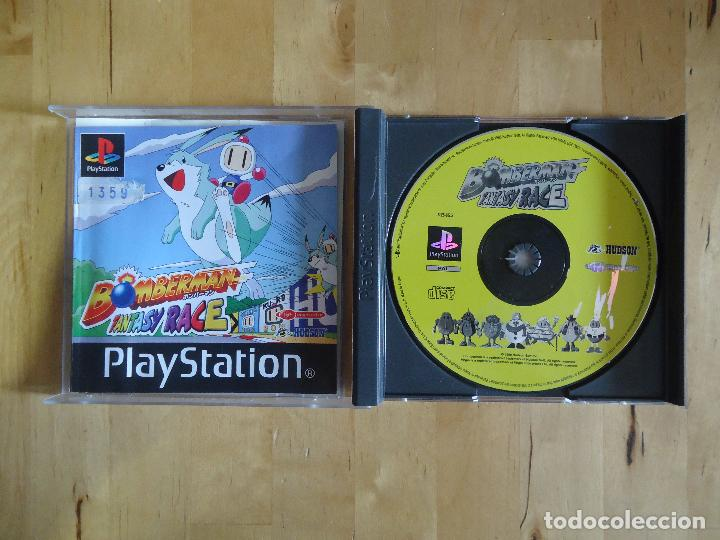 Videojuegos y Consolas: JUEGO SEGA MEGA DRIVE NINTENDO DS GAMECUBE GAME BOY MEGA BOMBERMAN POCKET GENERATION FANTASY RACE - Foto 7 - 60829287