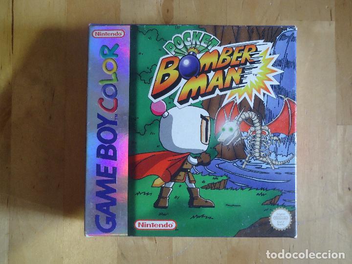 Videojuegos y Consolas: JUEGO SEGA MEGA DRIVE NINTENDO DS GAMECUBE GAME BOY MEGA BOMBERMAN POCKET GENERATION FANTASY RACE - Foto 11 - 60829287