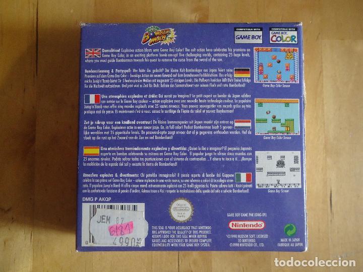 Videojuegos y Consolas: JUEGO SEGA MEGA DRIVE NINTENDO DS GAMECUBE GAME BOY MEGA BOMBERMAN POCKET GENERATION FANTASY RACE - Foto 12 - 60829287