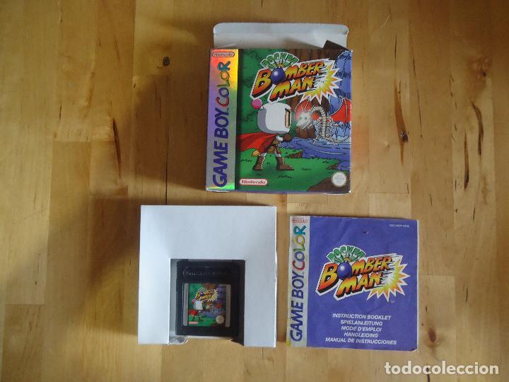 Videojuegos y Consolas: JUEGO SEGA MEGA DRIVE NINTENDO DS GAMECUBE GAME BOY MEGA BOMBERMAN POCKET GENERATION FANTASY RACE - Foto 13 - 60829287