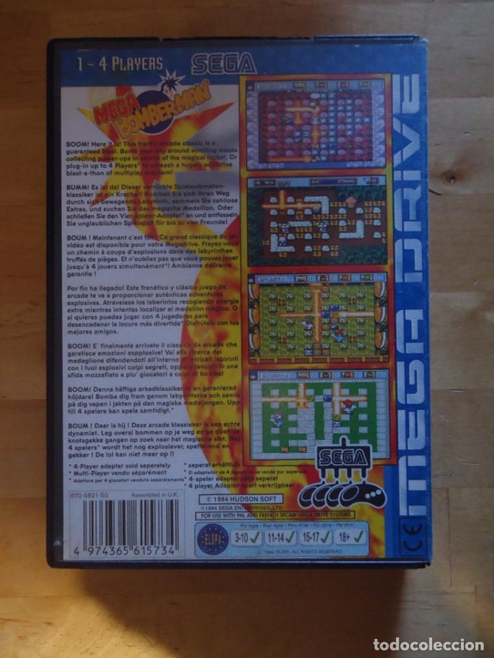 Videojuegos y Consolas: JUEGO SEGA MEGA DRIVE NINTENDO DS GAMECUBE GAME BOY MEGA BOMBERMAN POCKET GENERATION FANTASY RACE - Foto 19 - 60829287