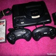 Videojuegos y Consolas: CONSOLA SEGA MEGA DRIVE 2 MANDOS JUEGO NUEVO A ESTRENAR. Lote 68047673