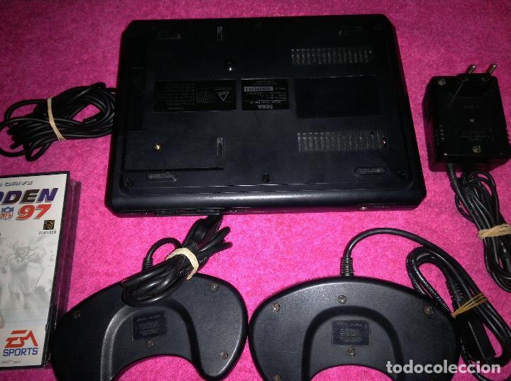 Videojuegos y Consolas: CONSOLA SEGA MEGA DRIVE 2 MANDOS JUEGO NUEVO A ESTRENAR - Foto 2 - 68047673