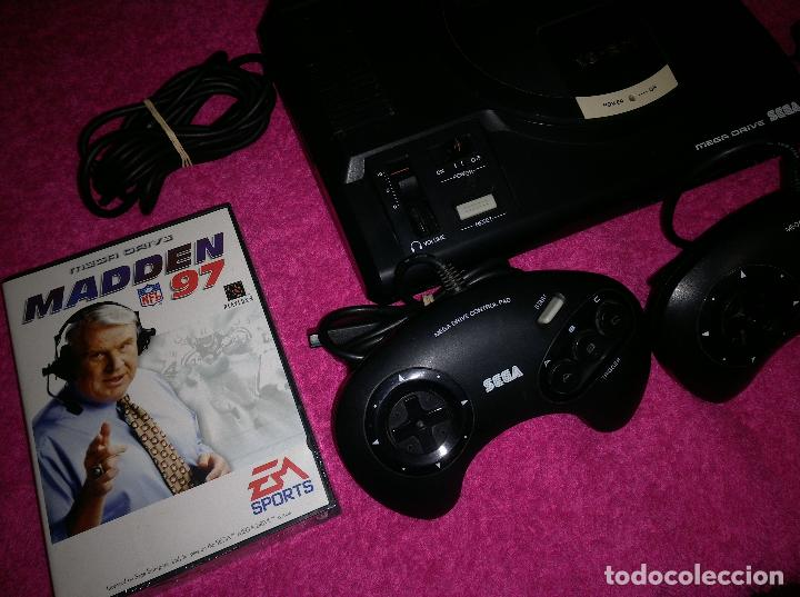 Videojuegos y Consolas: CONSOLA SEGA MEGA DRIVE 2 MANDOS JUEGO NUEVO A ESTRENAR - Foto 3 - 68047673