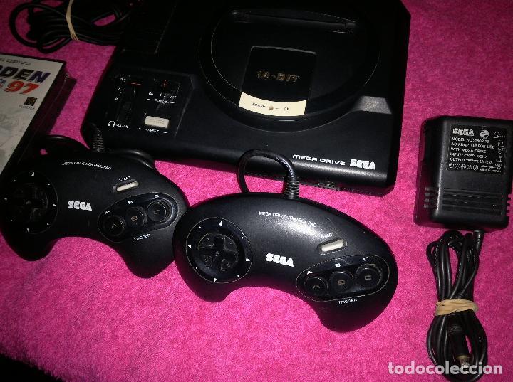 Videojuegos y Consolas: CONSOLA SEGA MEGA DRIVE 2 MANDOS JUEGO NUEVO A ESTRENAR - Foto 4 - 68047673