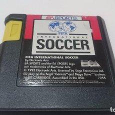 Videojuegos y Consolas: CARTUCHO INTERNATIONAL FIFA SOCCER SEGA MEGA DRIVE PAL MEGADRIVE. Lote 69105253
