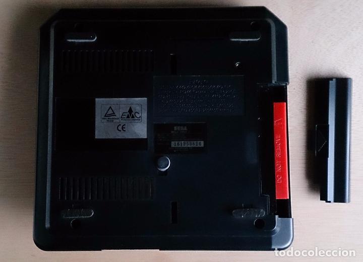 Videojuegos y Consolas: Consola / Sega Mega Drive II 2 Megadrive 16 bits PAL 1994 (Con 1 Mando y Conexion Scart para TV) - Foto 4 - 67839629