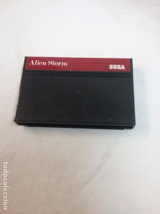 SEGA MEGADRIVE MEGA DRIVE CARTUCHO JUEGO ALIEN STORM (Juguetes - Videojuegos y Consolas - Sega - MegaDrive)