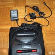 Videojuegos y Consolas: SEGA MEGA DRIVE II 2 FUNCIONANDO CONSOLA CABLE DE ALIMENTACIÓN Y ANTENA. Lote 71694263