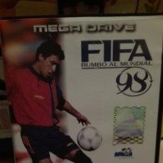 Videojuegos y Consolas: FIFA 98 SEGA MEGADRIVE. Lote 72687698