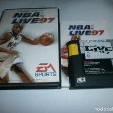 Video Games and Consoles - NBA LIVE 97 MEGA DRIVE (MEGADRIVE) COMPLETO - 74712595