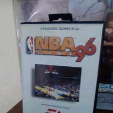 Videojuegos y Consolas: NBA LIVE 96 - EA SPORTS - SEGA MEGA DRIVE - CARTUCHO - 16 BIT. Lote 75589443