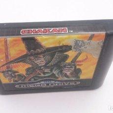 Video Games and Consoles - CHAKAN SEGA MEGA DRIVE PAL MEGADRIVE JEU SPIEL VIDEOGAME - 75630703