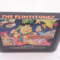 Videojuegos y Consolas: THE FLINTSTONES PICAPIEDRAS SEGA MEGA DRIVE PAL MEGADRIVE JEU SPIEL VIDEOGAME. Lote 75631591