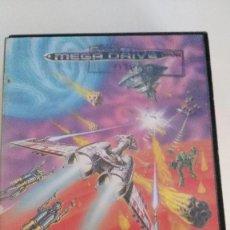 Videojuegos y Consolas: GALAXY FORCE II 2 PARA LA SEGA MEGADRIVE MEGA DRIVE PAL COMPLETO - MEGA DRIVE. Lote 75843621