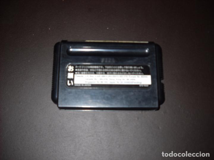 Videojuegos y Consolas: SONIC THE HEDGEHOG - SEGA - MEGADRIVE - 1991 - Foto 2 - 75901255