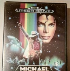 Videojuegos y Consolas: MOONWALKER MICHAEL JACKSON SEGA MEGADRIVE . Lote 77372289