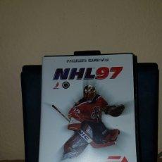 Videojuegos y Consolas: SEGA MEGADRIVE NHL97. Lote 77909485