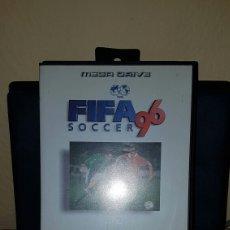 Videojuegos y Consolas: SEGA MEGADRIVE FIFA96. Lote 77909891