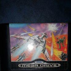 Videojuegos y Consolas: SEGA MEGADRIVE GALAXY FORCE II. Lote 77910799
