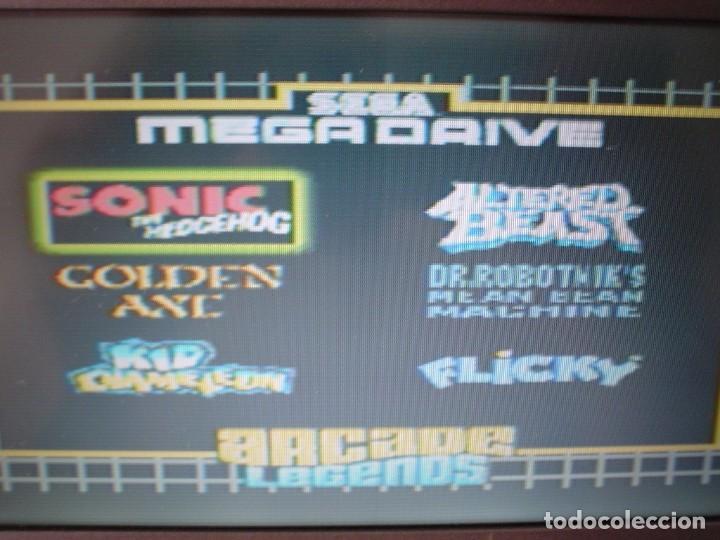 Videojuegos y Consolas: CONSOLA MEGA DRIVE LA PEQUEÑA - Foto 2 - 78278665