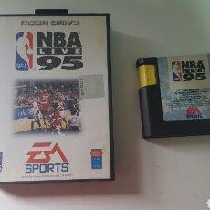 Videojuegos y Consolas: NBA LIVE 95 (SIN MANUAL DE INNSTRUCCIONES) MEGA DRIVE. Lote 78445646