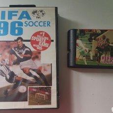 Videojuegos y Consolas: FIFA SOCCER 96 MEGA DRIVE. Lote 78453875