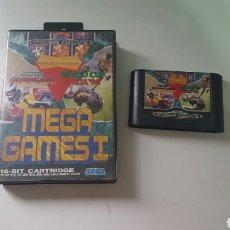 Videojuegos y Consolas: MEGA GAMES II MEGA DRIVE. Lote 78454035