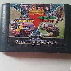 Videojuegos y Consolas: MEGA GAMES II (SOLO CARTUCHO) MEGA DRIVE. Lote 111173364