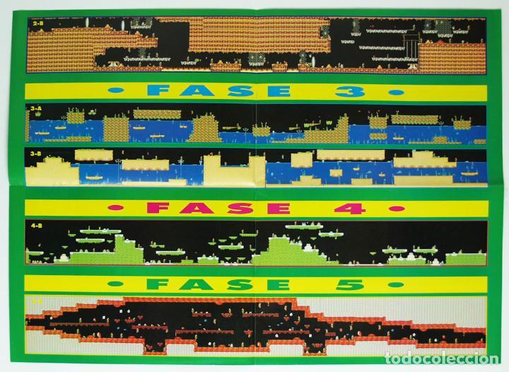 Videojuegos y Consolas: Mapa Chuck Rock Megadrive de la revista Hobby Consolas MAP001 - Foto 2 - 78612633