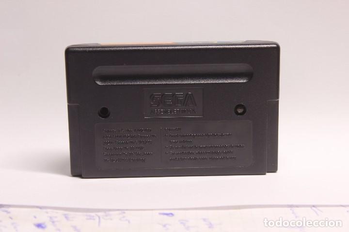 Videojuegos y Consolas: x2 CARTUCHOS MEGADRIVE - SONIC THE HEDGEHOG + WORLD CUP USA 94 - Foto 4 - 80302081