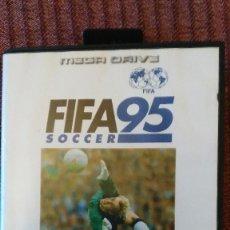 Videojuegos y Consolas: FIFA 95 / JUEGO MEGA DRIVE MEGADRIVE / PAL / SEGA 1994 - COMPLETO. Lote 80381741