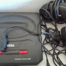 Videojuegos y Consolas: SEGA MEGADRIVE 2 FUNCIONA. Lote 75797242
