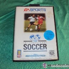 Videojuegos y Consolas: JUEGO DE SEGA MEGADRIVE FIFA INTERNATIONAL SOCCER DE MEGA DRIVE . Lote 81216776