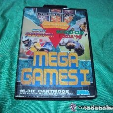 Videojuegos y Consolas: JUEGO DE MEGA DRIVE MEGAMES 1 MEGADRIVE. Lote 81218616