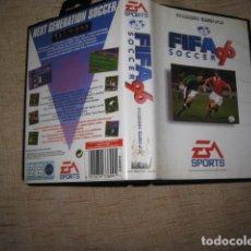 Videojuegos y Consolas: FIFA SOCCER 96 SEGA MEGADRIVE. Lote 81290980