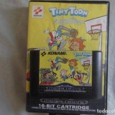 Videojuegos y Consolas: MEGADRIVE TINY TOON ADVENTURES ACME ALL-STARS DEPORTES VARIOS 1994 KONAMI. Lote 83113400