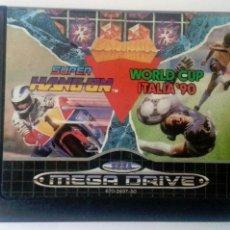 Videojuegos y Consolas: MEGAGAMES I MEGADRIVE. Lote 83291216
