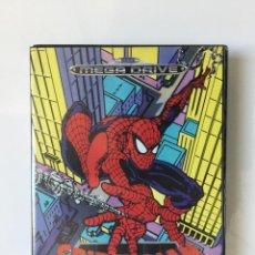 Videojuegos y Consolas: SPIDERMAN JUEGO MEGA DRIVE ( SEGA ). Lote 83355856