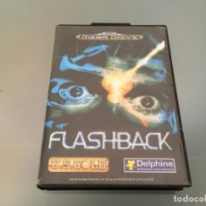 Videojuegos y Consolas: JUEGO MEGADRIVE FLASHBACK. SEGA. AÑOS 90.. Lote 83534752