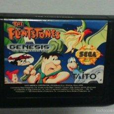 Videojuegos y Consolas: THE FLINTSTONES PARA GENESIS/MEGADRIVE. Lote 83582156
