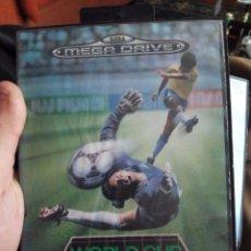 Videojuegos y Consolas: JUEGO SEGA MEGA DRIVE. WORLD CUP ITALIA. Lote 87427736