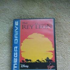 Videojuegos y Consolas: REY LEON DE MEGA DRIVE. Lote 88798948