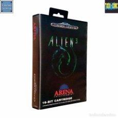 Videojuegos y Consolas: ALIEN 3 / JUEGO MEGA DRIVE MEGADRIVE / PAL / SEGA 1992. Lote 89283408