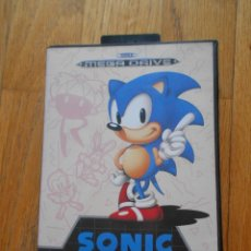Video Games and Consoles - SONIC THE HEDGEHOG, MEGADRIVE - 89392216
