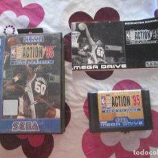 Videojuegos y Consolas: NBA ACTION ´95 MEGADRIVE. Lote 90305256