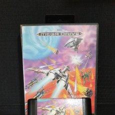 Videojuegos y Consolas: MEGADRIVE GALAXY FORCE II. Lote 91194189