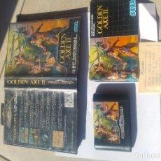 Videojuegos y Consolas: GOLDEN AXE 2 SEGA MEGADRIVE COMPLETO PAL-EUROPE. Lote 91364335