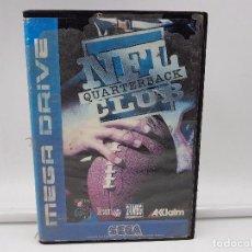 Videojuegos y Consolas: NFL QUARTERBACK CLUB PAL SEGA MEGA DRIVE .COMBINO ENVIO. Lote 92803475